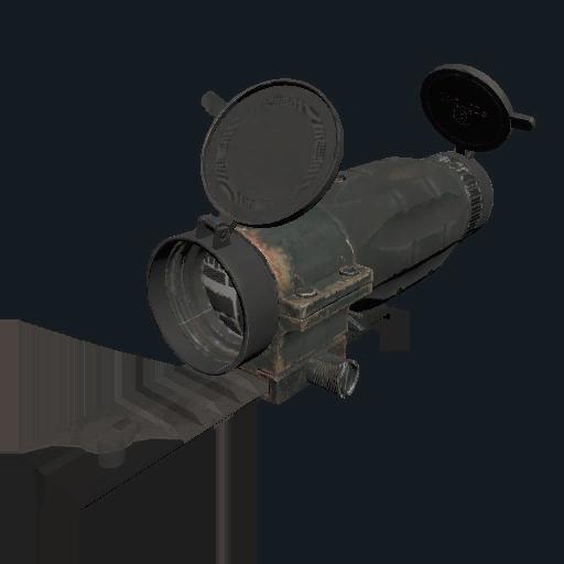 4x zoom scope rust wiki fandom powered by wikia 4x zoom scope malvernweather Choice Image