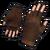 Кожаные перчатки значок