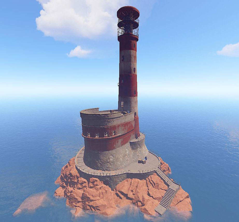 Lighthouse Rust Wiki Fandom Powered By Wikia