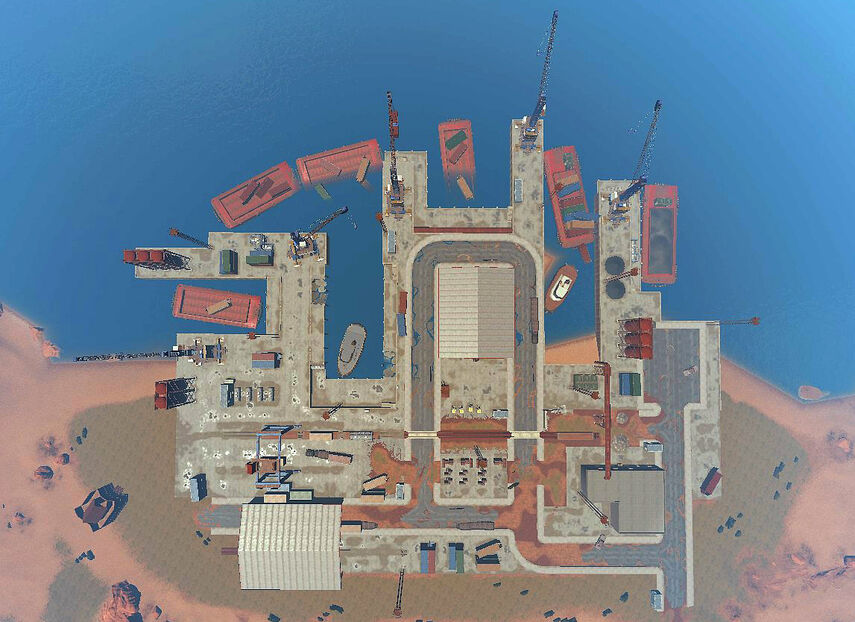Harbor | Rust Wiki | FANDOM powered by Wikia