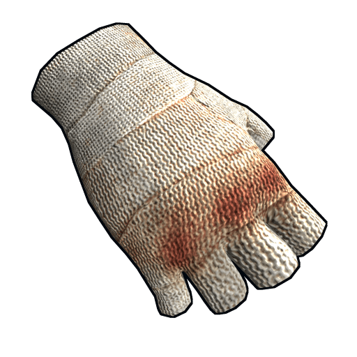boxer s bandages rust wiki fandom powered by wikia