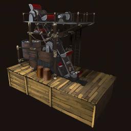 Mining quarry rust wiki fandom powered by wikia mining quarry malvernweather Choice Image