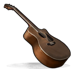 Acoustic guitar rust wiki fandom powered by wikia acoustic guitar malvernweather
