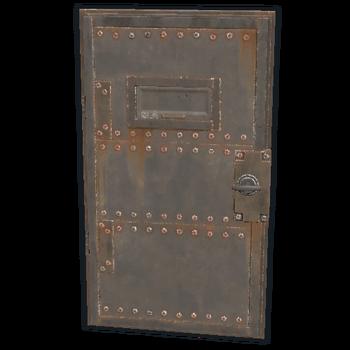 Armored Door Rust Wiki Fandom Powered By Wikia