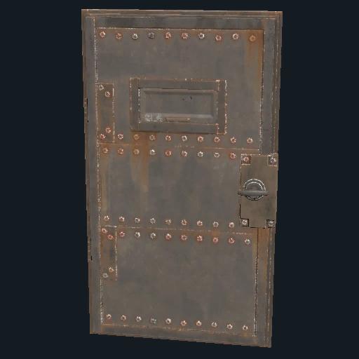Armored Door  sc 1 st  Rust Wiki - Fandom & Armored Door | Rust Wiki | FANDOM powered by Wikia