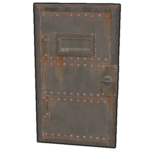 Armored Door Rust Wiki Fandom Powered By Wikia