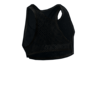 Black Mesh Crop Top icon