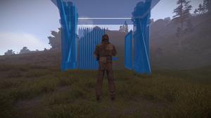 High External Wooden Gate | Rust Wiki | FANDOM powered by Wikia