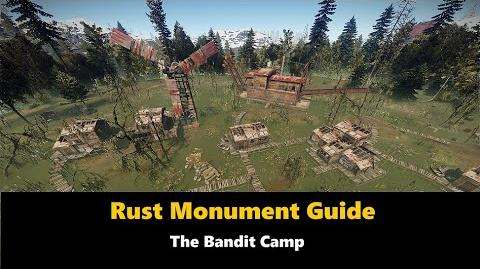 Awesome Bandit Camp Rust Wiki Fandom Powered By Wikia Creativecarmelina Interior Chair Design Creativecarmelinacom