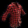 Red Lumberjack icon