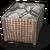 Значок каменной баррикады