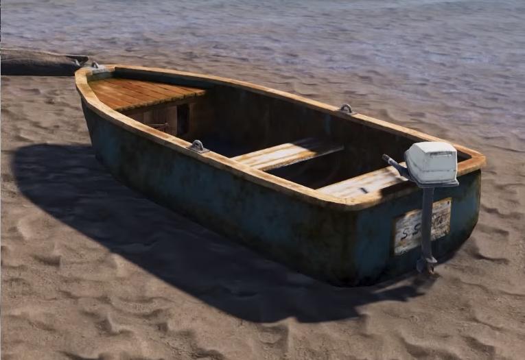 Boats | Rust Wiki | FANDOM powered by Wikia