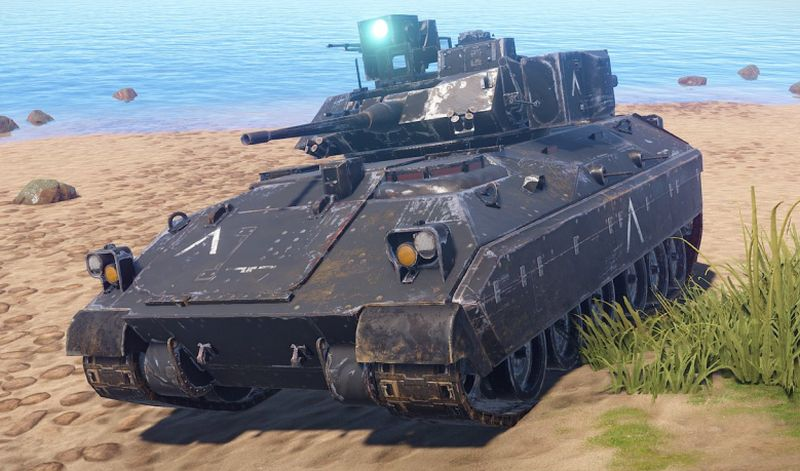 Bradley APC | Rust Wiki | FANDOM powered by Wikia
