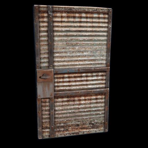Image Recycled Garage Door Icong Rust Wiki Fandom Powered