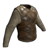 Burlap and Leather Vest icon
