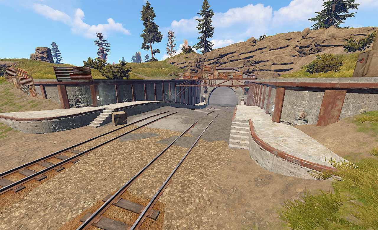Military Tunnels | Rust Wiki | FANDOM powered by Wikia