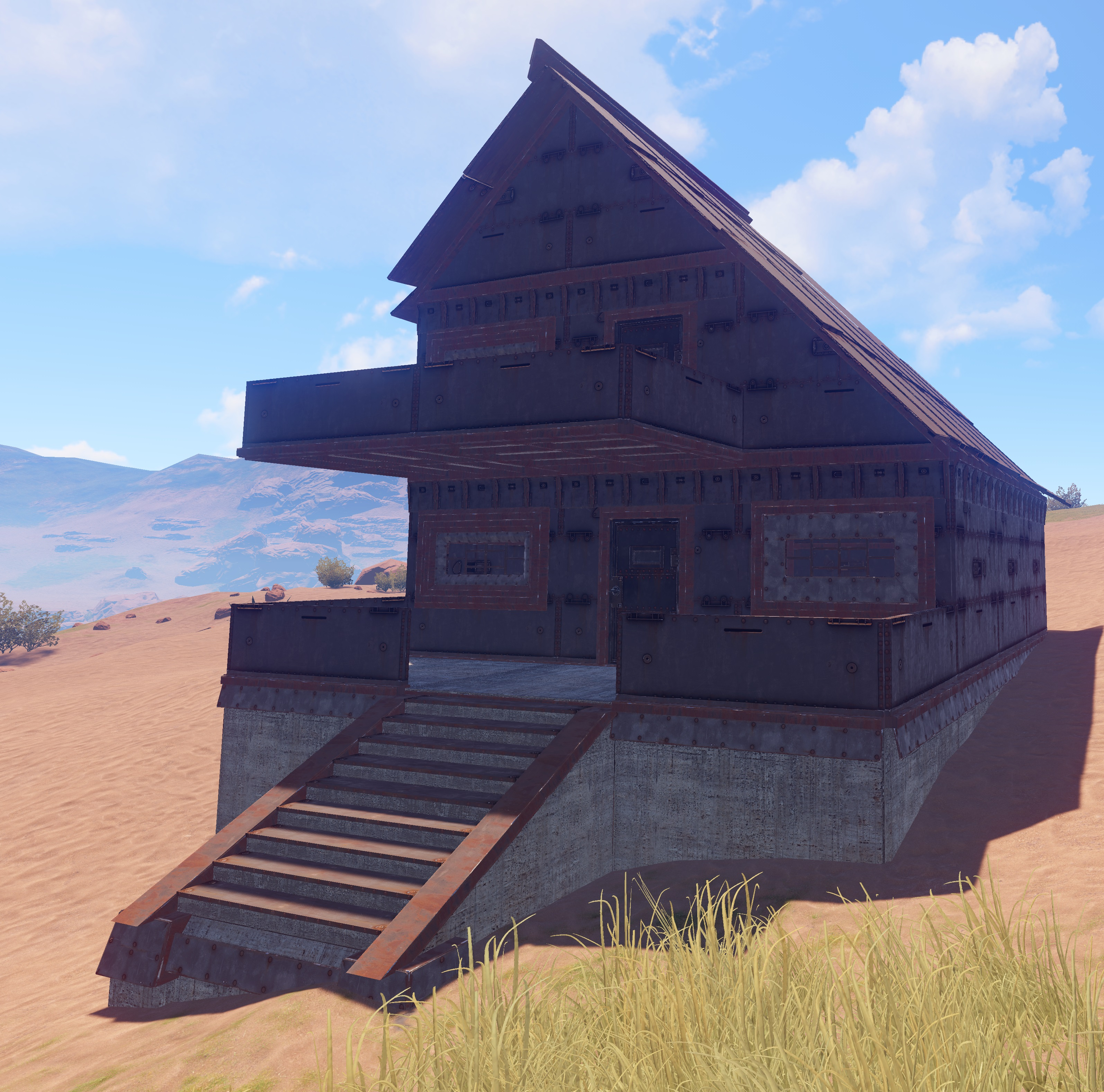 Building rust wiki fandom powered by wikia armored tier house malvernweather Images