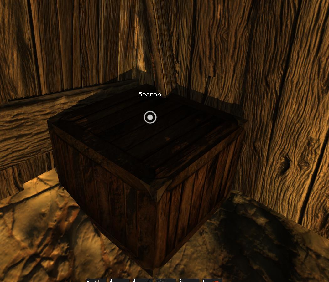Wood Storage Box (Legacy)