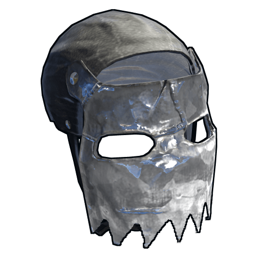 Stainless Facemask Rust Wiki Fandom Powered By Wikia