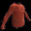 Orange Longsleeve T-Shirt icon