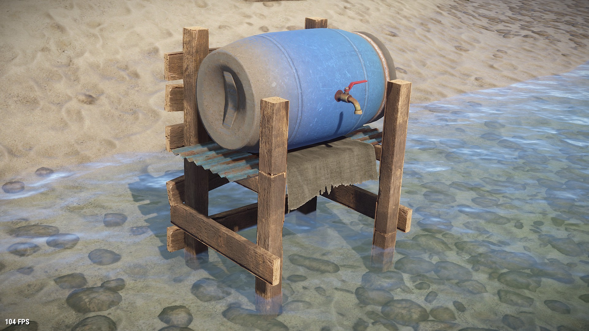 Water Barrel | Rust Wiki | FANDOM powered by Wikia