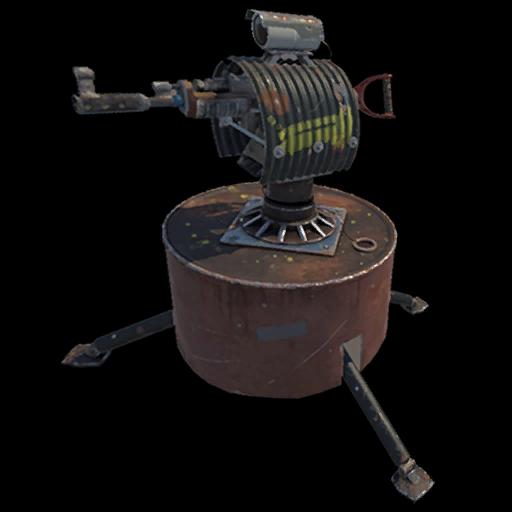 Auto Turret | Rust Wiki | FANDOM powered by Wikia