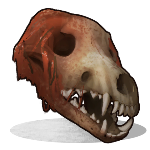 File:Wolf Skull icon.png