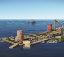 Floating Junk Piles