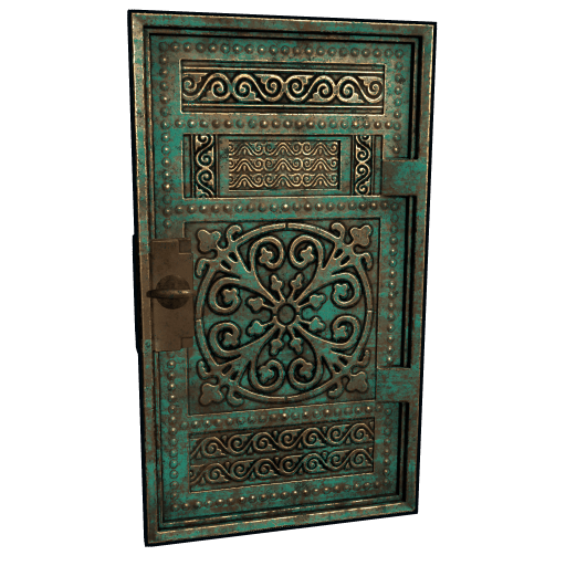 Armored Door Skins Rust Wiki Fandom Powered By Wikia