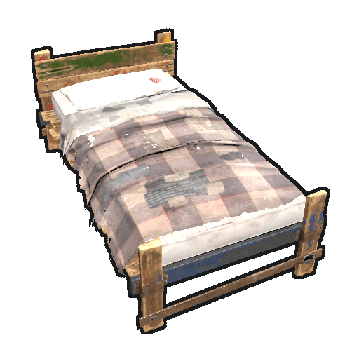 Can T Place Bed Or Sleeping Bag In Rust