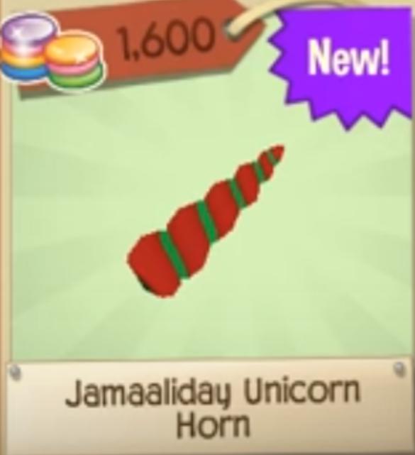 Jamaaliday Unicorn Horn | Play Wild Item Worth Wiki | FANDOM powered