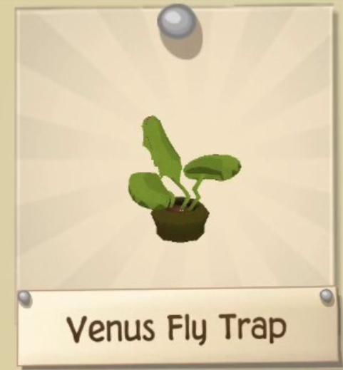 Venus Fly Trap | Play Wild Item Worth Wiki | FANDOM powered by Wikia