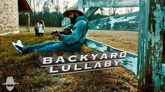 Demun Jones - Backyard Lullaby . Noah Gordon