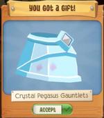 Crystalpeggauntletsblue