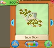 TanSnowShoes