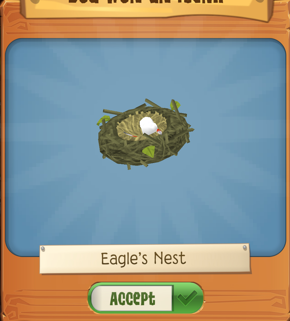 Eagle Treasure Hunt | Play Wild Item Worth Wiki | FANDOM powered by