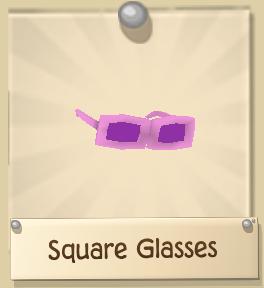 Square Glasses | Play Wild Item Worth Wiki | FANDOM powered by Wikia
