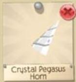 Crystalpeghornwhite