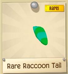 Rare Raccoon Tail   Play Wild Item Worth Wiki   FANDOM powered by Wikia