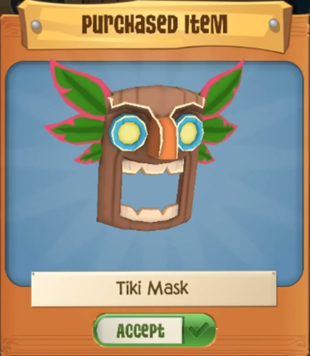 Tiki Set | Play Wild Item Worth Wiki | FANDOM powered by Wikia