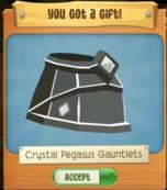 Crystalpeggauntletsblack