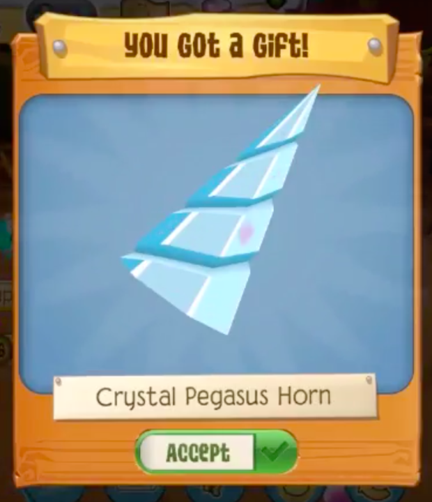 Crystal Pegasus Collection | Play Wild Item Worth Wiki