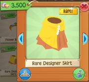 Rare Designer Skirt