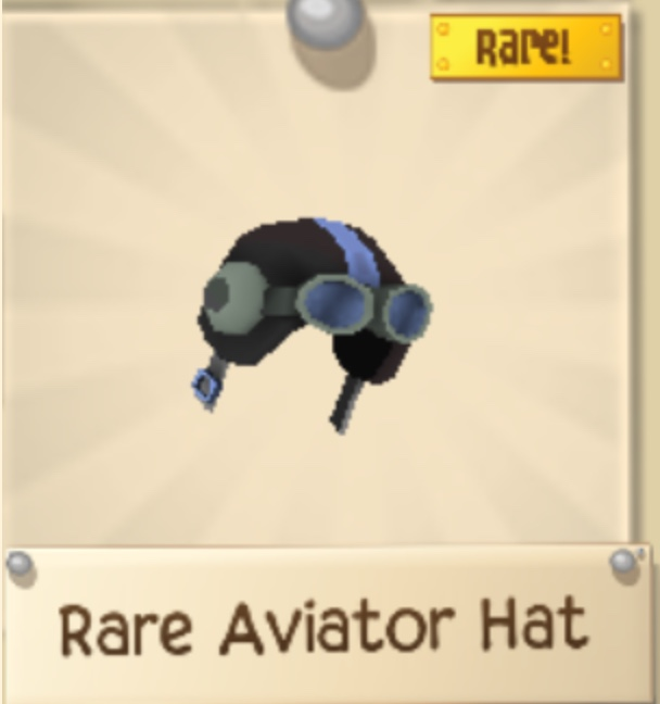Rare Aviator Hat | Play Wild Item Worth Wiki | FANDOM