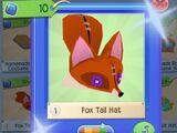 Fox Tail Hat