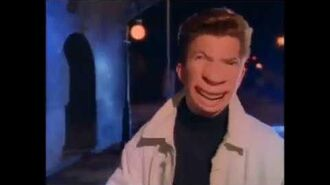 Never Gonna Give You Up Voice Crack