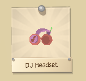 DJ Headset | Play Wild Item Worth Wiki | FANDOM powered by Wikia