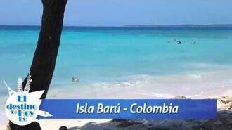 Isla Barú, Colombia Mágico Archipielago