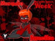 Insectica - Mosquito - Parasitic Insect Week