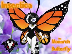 Insectica - The Monarch Butterfly